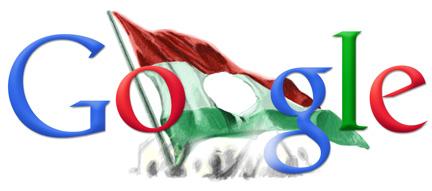 Google Doodle 1956-2010