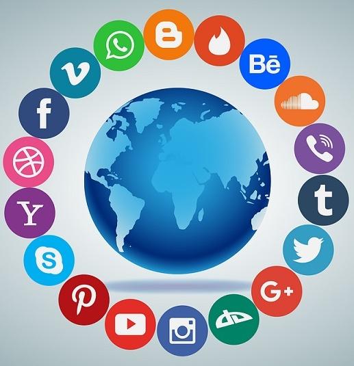 közösségi média marketing - Facebook hirdetés - Instagram - illusztráció - Marketing21