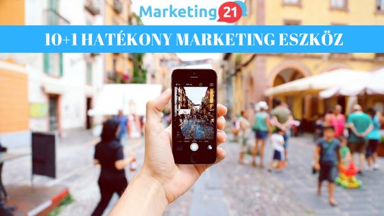 Online marketing eszközök toplistája 2018-ban