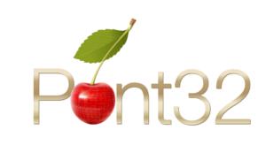 Pont32 fogászat logó referencia