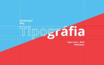 A tipográfia alapjai